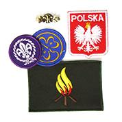Odznaki i plakietki